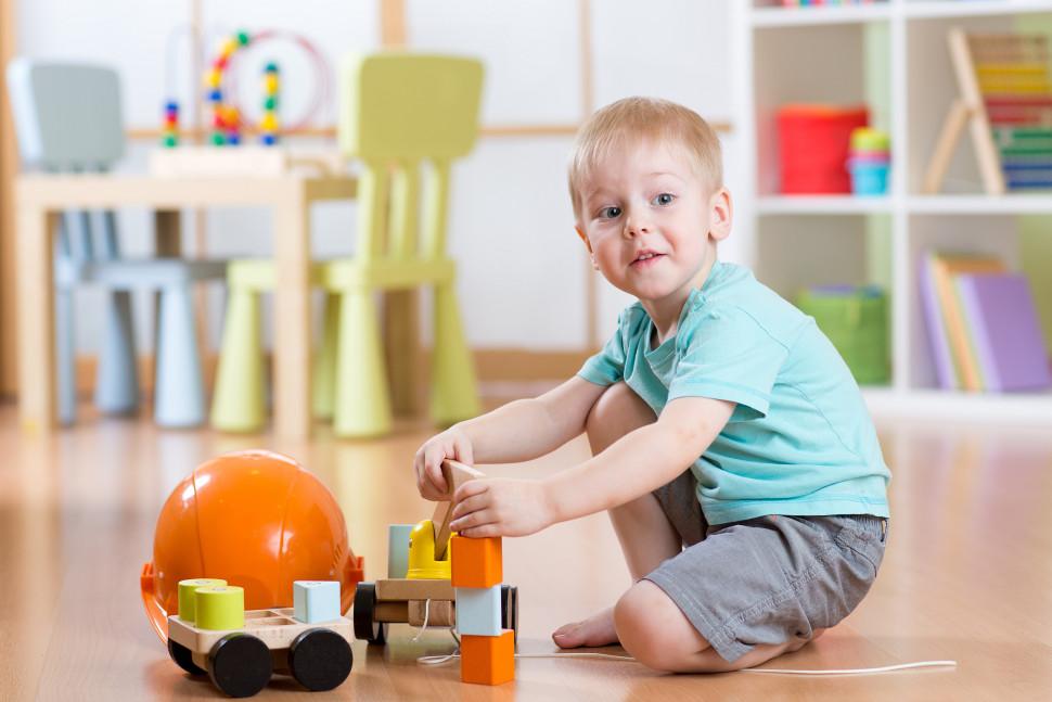 Posturální vývoj dítěte