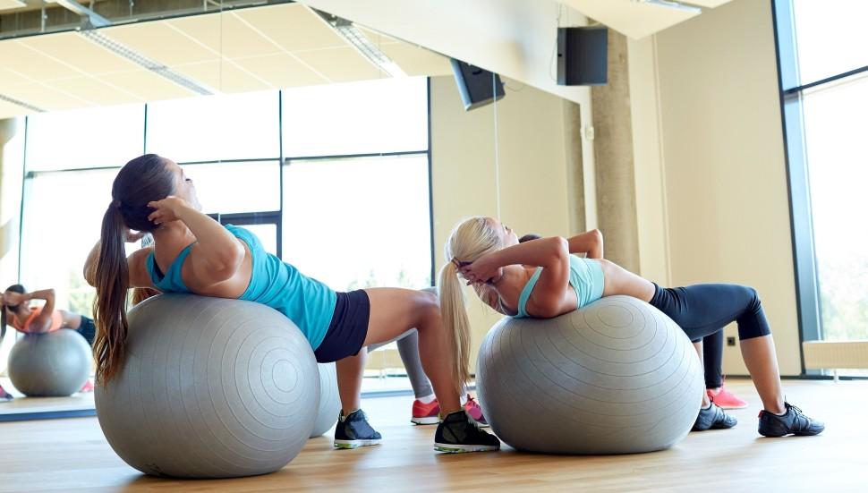 Stabilizační cvičení