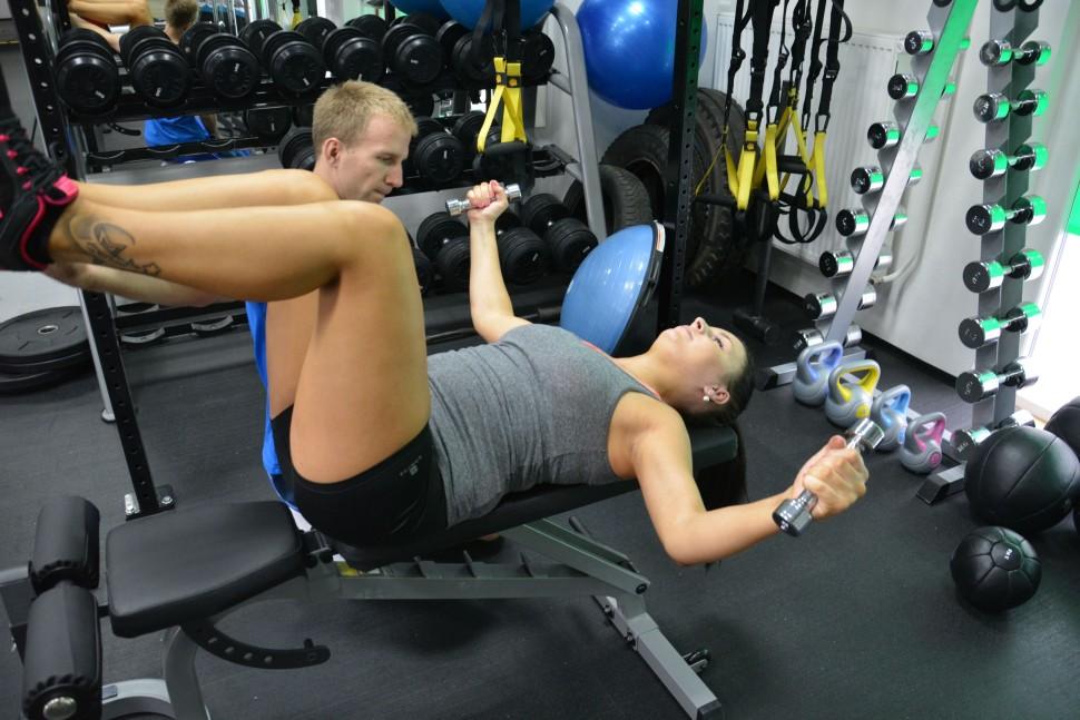 Jak začít cvičit